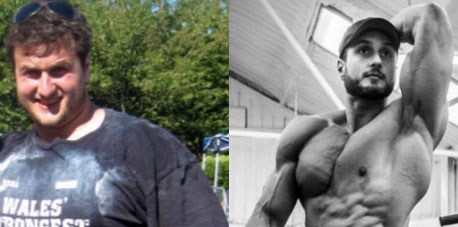 Inspire Merthyr Men Can Transformations